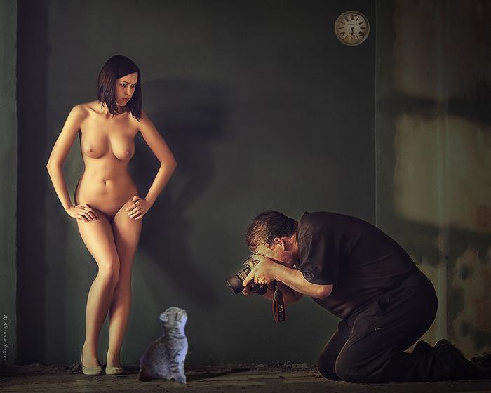 эротика фото с сюжетом
